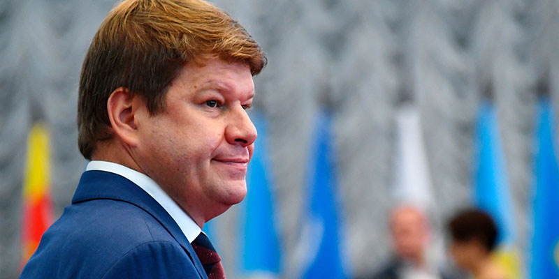 Дмитрий Губерниев — 200 см