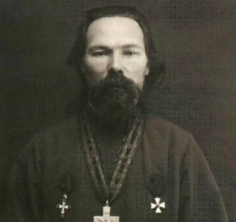Отец Андрей Богословский
