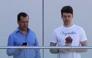 Что сегодня известно про Илью Медведева — сына Дмитрия Медведева