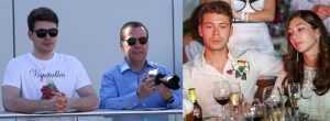 информации о наследнике Дмитрия Медведева, известно, что у Ильи есть девушка. Зовут ее Яна Григорян