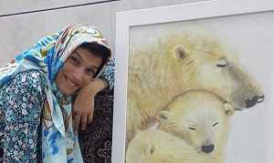 Пример Фатиме Насрабади показывает, что даже в очень тяжелых условиях можно и нужно не падать духом