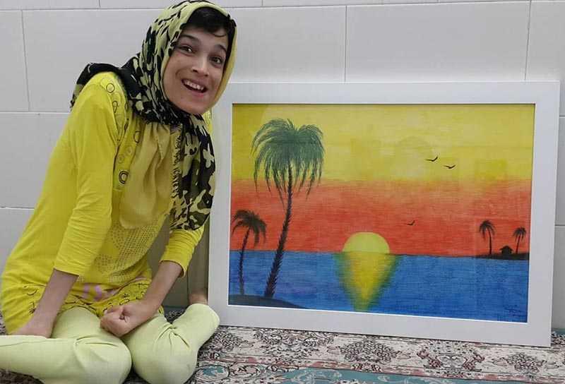 Фатиме появилась на свет в городе Кашан, Иран.