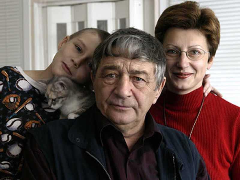Почему Эдуард Успенский бил свою дочь