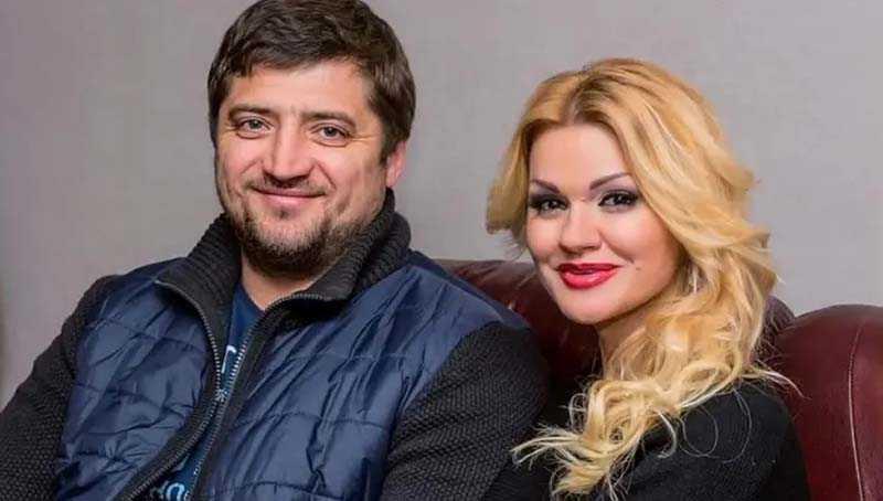 Ирина Круг вышла замуж за предпринимателя Белоусова Сергея