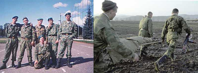 Как сейчас живут выжившие солдаты 6 роты