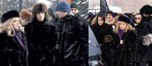 В феврале 2011 года Евгения Борисовича Пугачева не стало.