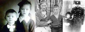 Евгений Пугачев появился на свет на один год позже своей знаменитой сестры.