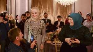 Кто женился на старшей дочери Кадырова