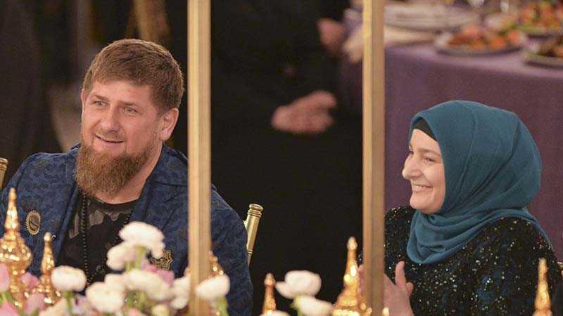 История любви Рамзана и Медни
