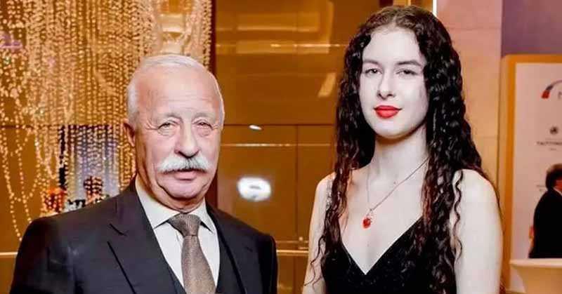 Варвара Видо — дочь Леонида Якубовича