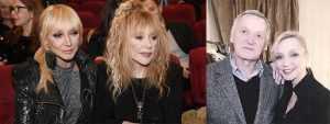 Кристина Орбакайте является старшей дочкой Пугачевой от первого брака звезды с Миколасом Орбакасом.