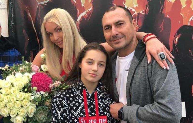 Ариадна переехала к Вдовину не потому, что, так захотела Волочкова