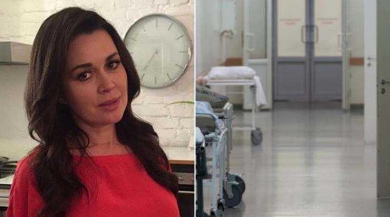 Новости о самочувствии Анастасии Заворотнюк: как сегодня проходит лечение актрисы