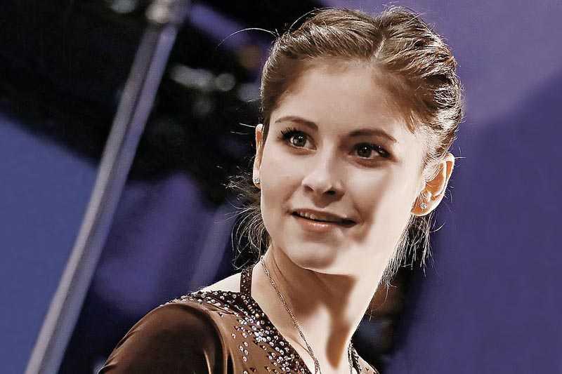 Жизнь Юлии Липницкой после победы в Олимпиаде