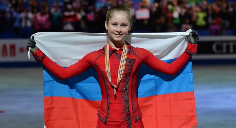 Липницкая открыла собственную школу по фигурному катанию, и сама является в ней преподавателем.