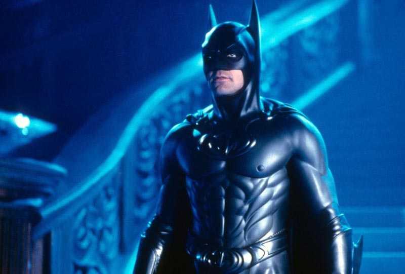 Джордж Клуни «Бэтмен и Робин»
