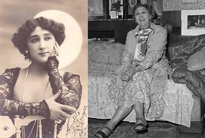 Благодаря дарам от любовников, Отеро стала одной из самых богатых женщин во Франции.
