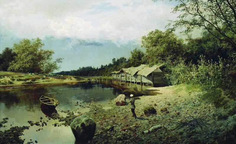 Картины Киселева в розницу и оптом