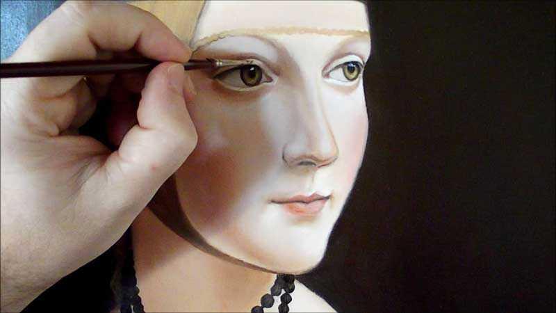 Кто стал героиней портрета «Дама с горностаем»