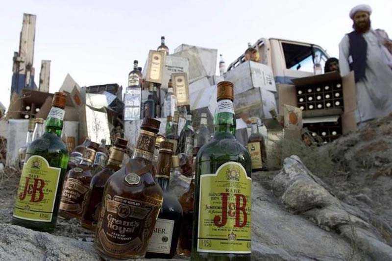 Мухаммед ввел первую ограничительную меру на алкоголь