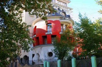 Дом-яйцо в Москве: почему там никто не хочет жить?
