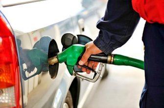 Смысл окрашивания бензина в СССР
