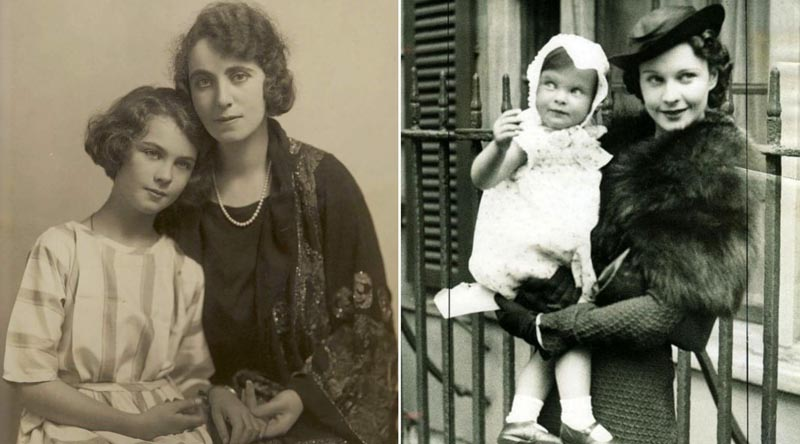 Сюзанна уехала с бабушкой в Канаду.