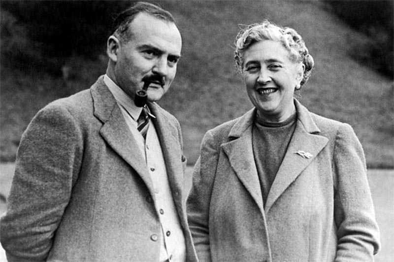Союз Агаты Кристи со вторым супругом Максом Маллоуэном стал настоящей взаимной любовью.