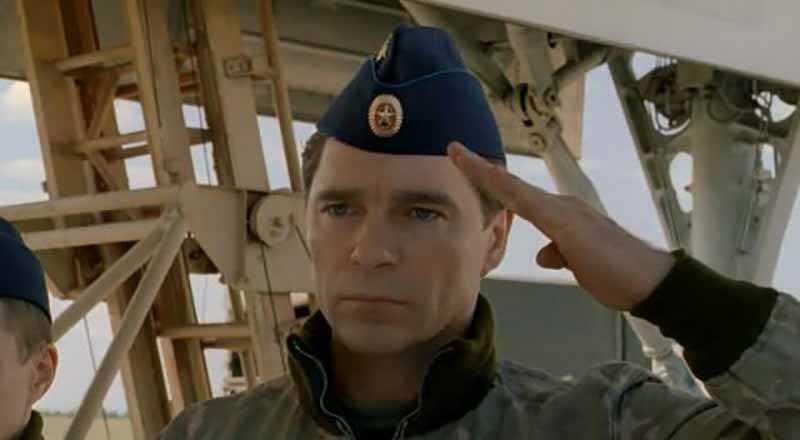 Первый раз Сергей снялся в картине «Простодушный», причем сразу же получил главную роль, за которую его наградили несколькими премиями.
