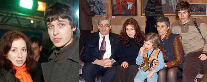 Мать актрисы сама познакомила своего мужа с его будущей женой