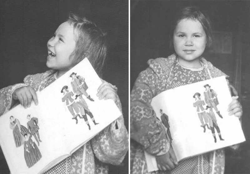 Саша Путря появилась на свет 2 августа 1977 года в обычной семье города Полтава.