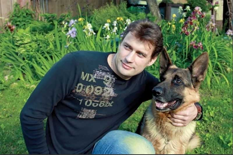 Александр Волков: мечтал о боксе, но стал актером