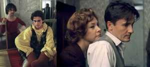 Влюбленность героев, исполняемых Татьяной Догилевой и Олегом Меньшиковым в кинофильме «Покровские ворота» крепко сплотила актеров.