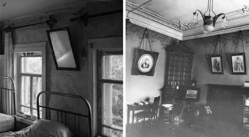 Например, еще при царях приобрести крупное зеркало, которое вешается на стену, можно было за сумму, равную нескольких заработных плат простого рабочего.