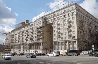 Почему в жилом доме в Москве появилась арка высотой 20 метров