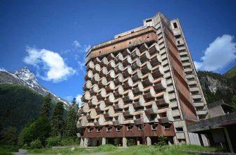 Почему не открыли почти достроенную гостиницу Аманауз
