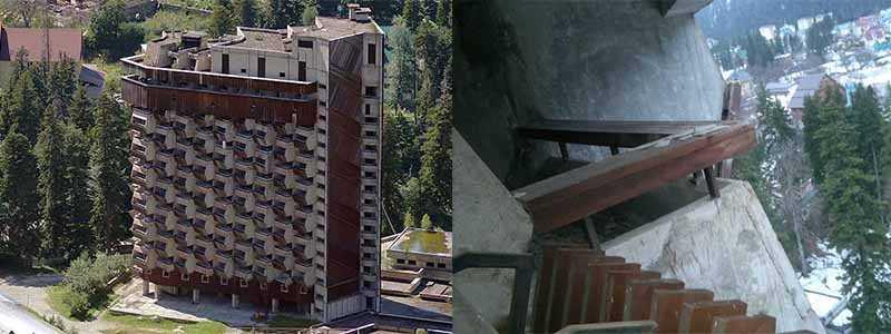 Среди местных жителей ходит еще одна история о неоткрывшейся гостинице.