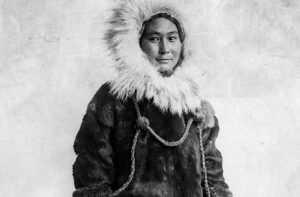 Ада Блэкджек: женщина, выжившая одна в Арктике