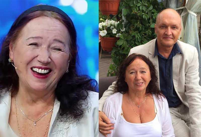 Наталья и Андрей находятся в браке уже 46 лет.
