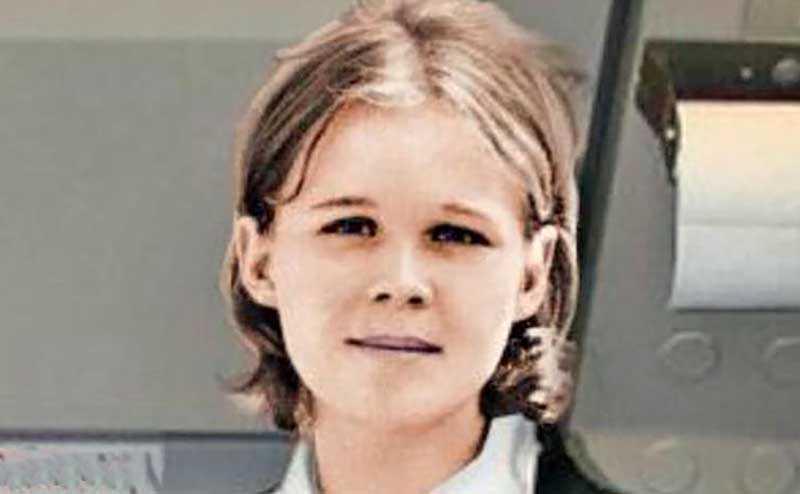 Надежда Курченко: как стюардесса защищала самолет от захватчиков
