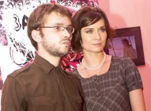 Мария Машкова, Анастасия Миляева и Артем Семакин