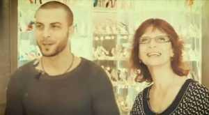 Через 2 года певица начала встречаться с Николаем Какуниным