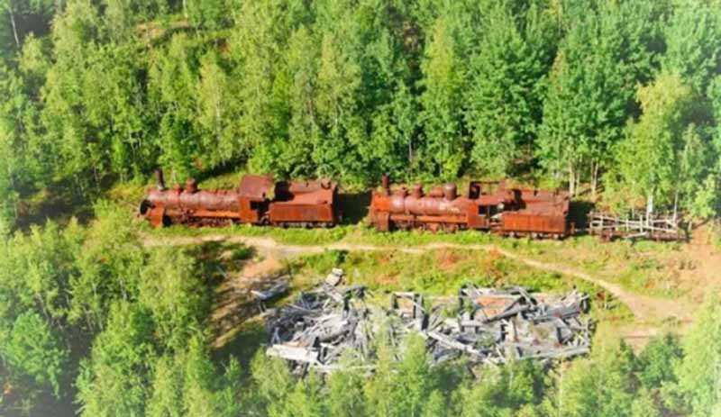 Как дорогостоящая советская дорога оказалась заброшенной?