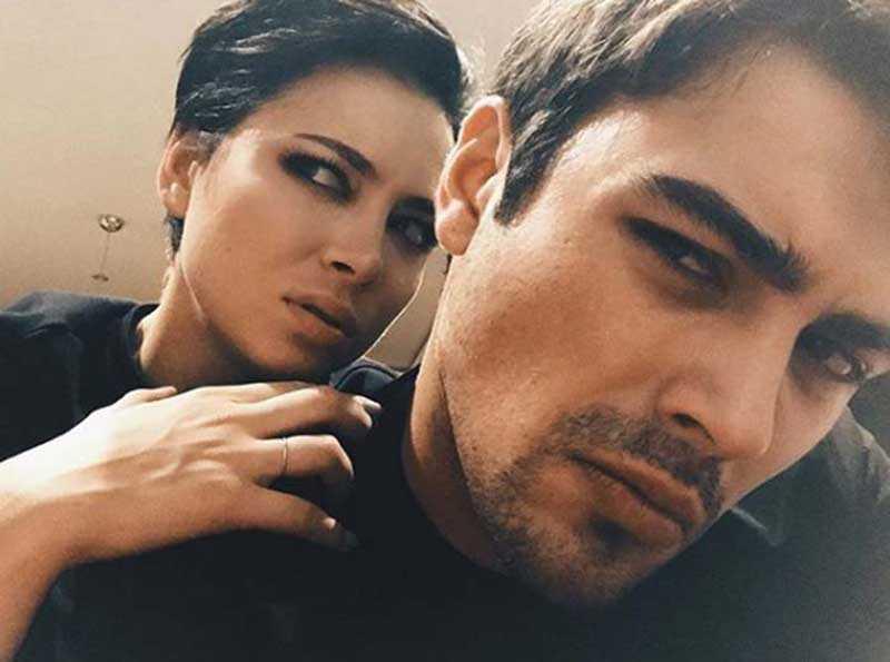 Настасья Самбурская и Кирилл Дыцевич