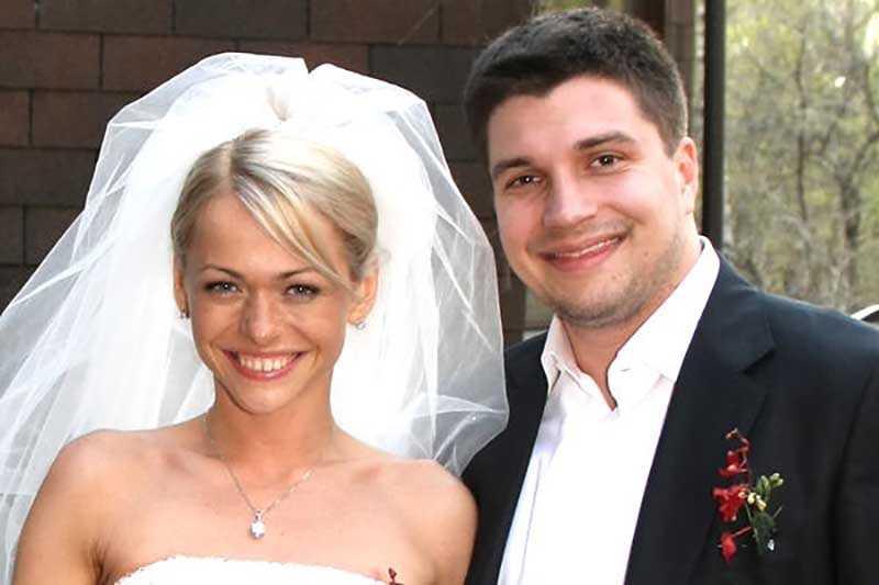 Анна Хилькевич и Антон Покрепа