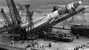 Баллистическая ракета В 1957 году в СССР