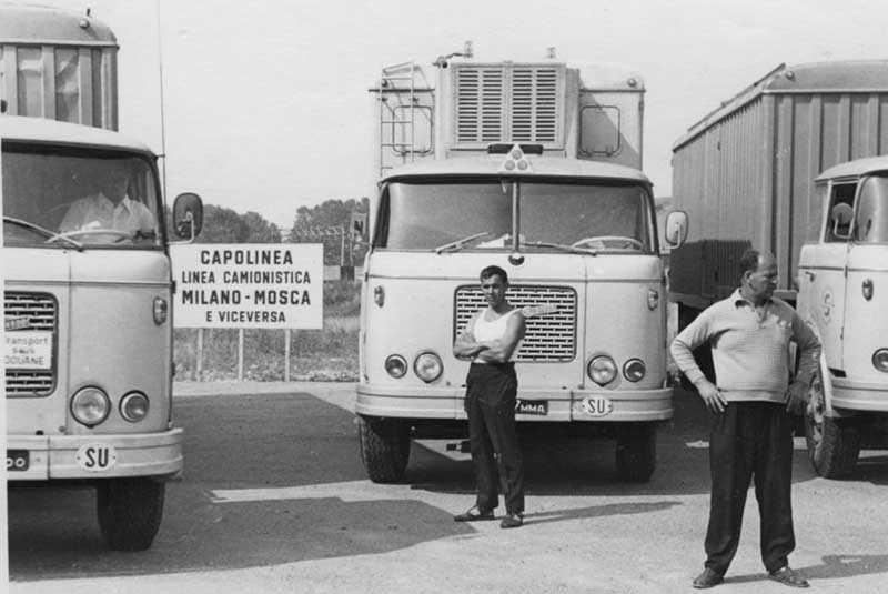 Что могли украсть шоферы СССР?