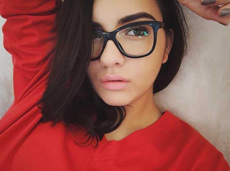 Дочь Мурата Насырова