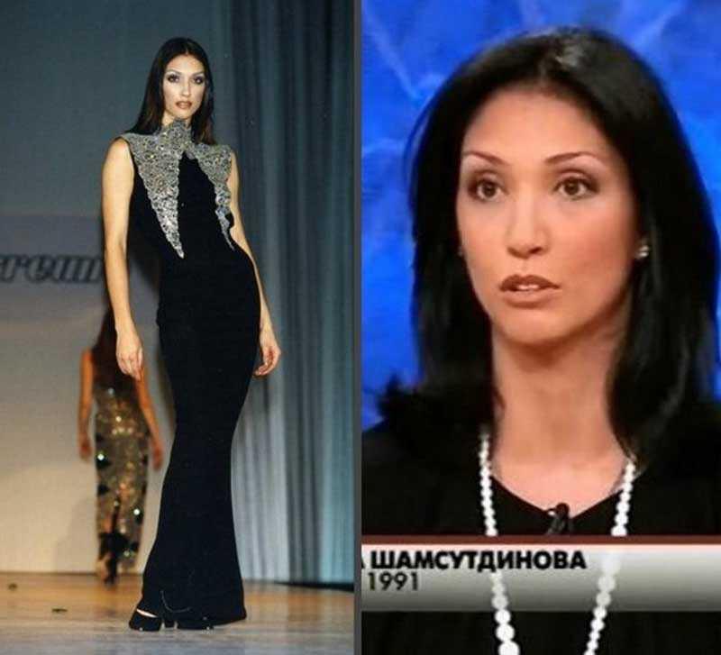 «Мисс СССР-1991» — Ильмира Шамсутдинова