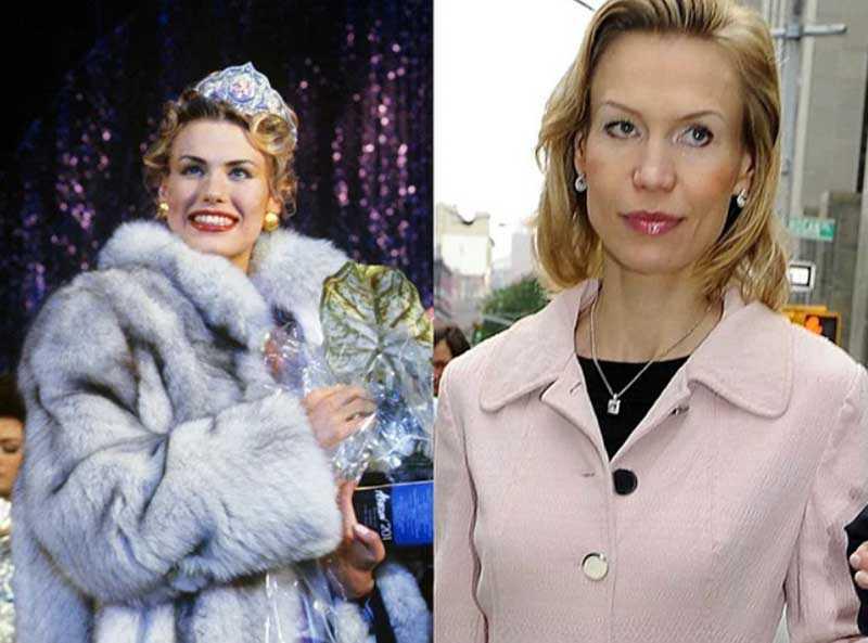 «Мисс Россия-1998» — Анна Малова